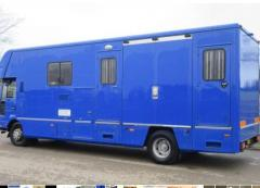 Volvo Olympic 12t 3/4 stall