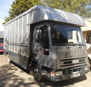 Iveco 3 horse 7.5t